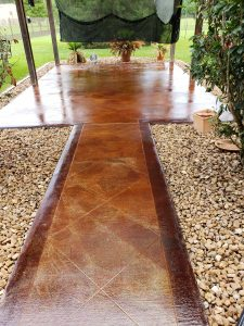 concrete patio designs 2