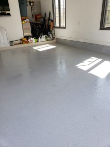 custom garage floors