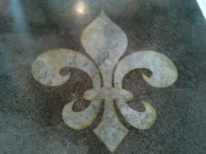 decorative concrete floors
