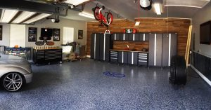 designer garage floors