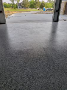 epoxy garage floor near me
